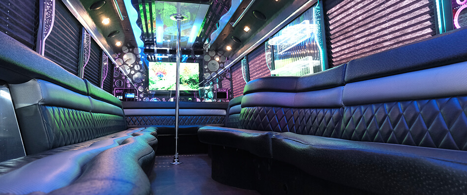 Hiring a Party Bus For Winery Tour