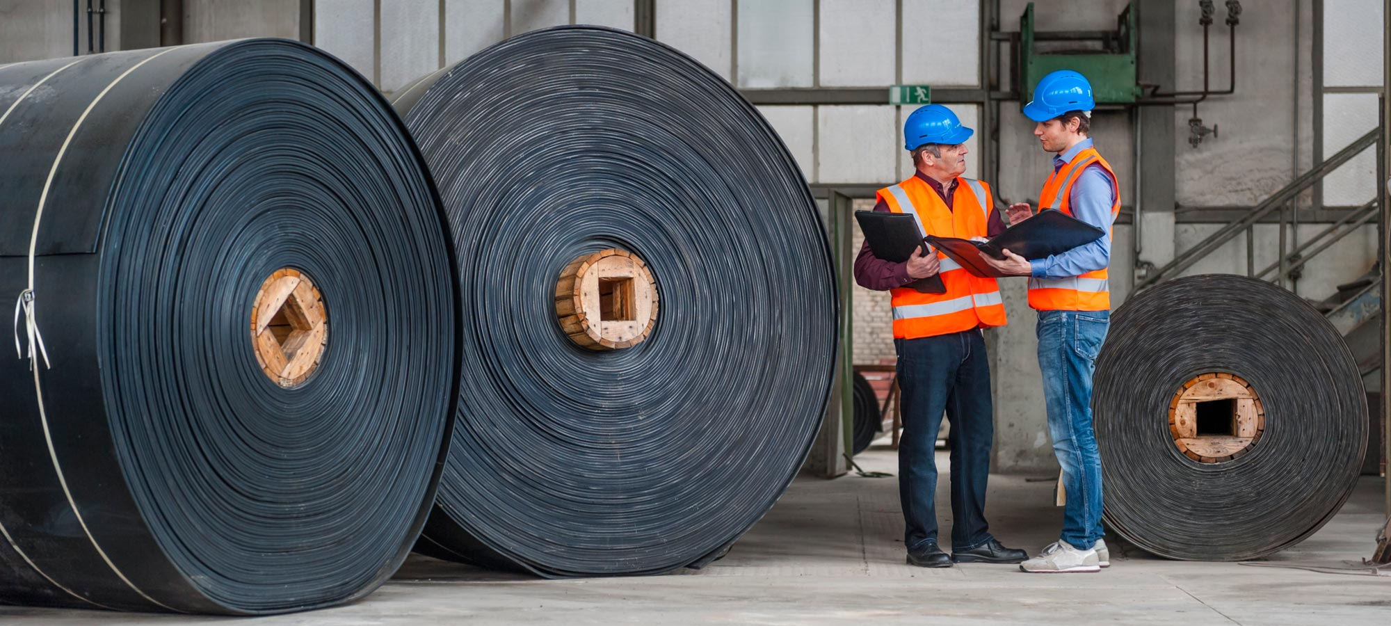 What are the benefits of using Industrial Belts?